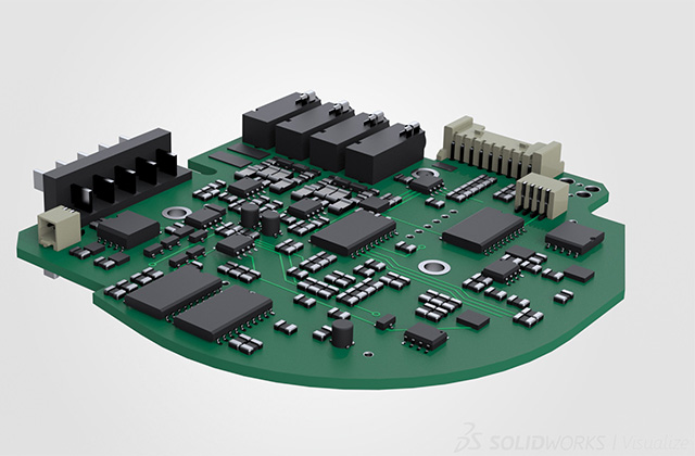 solidworks electrical design PCB