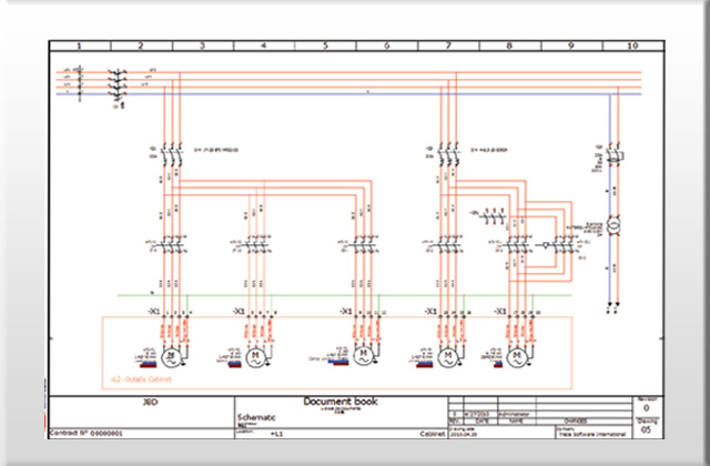 electrical design pcb-by altium
